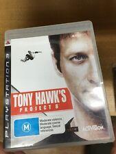 Tony Hawks Project 8 PS3