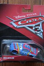 Mattel Dxv56 Cars 3 Personaggio Rex Revler (y7v)
