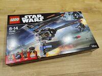 LEGO Star Wars (75185) TRACKER I (Brand New & Sealed) - RETIRED Free P&P