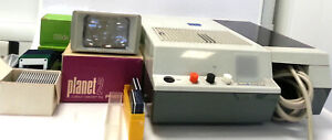 Boots Th Autofocus 35mm Slide Projector & Planet 2 Photax With Accessories #559