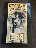 My Blue Notebooks , Liane De Pougy , 1979 First Edition , Erotica