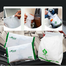 15Pcs Disposable Waterproof Car Vehicle Garbage Can Auto Trash Bag Hanging Bin