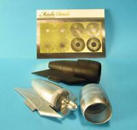 Metallic Details MD4831 - 1/48 - Detailing set for aircraft S-3A Viking. Engines