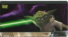 Star Wars Clone Wars Widevision Animation Cel Chase Card #2