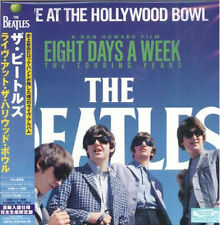 BEATLES - Live At The Hollywood Bowl LP - JAPAN w/OBI 180g Gatefold Near Mint!!!