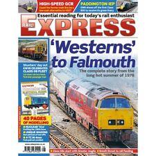 Rail Express magazine Aug 2016 - Westerns to Falmouth