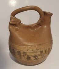Vintahe Bryce Chesney Australian Studio Pottery Vessel