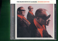 THE BLIND BOYS OF ALABAMA - HIGHER GROUND CD NUOVO SIGILLATO