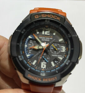 G Shock Watch Gw-3000-4aer. Very Good Condition
