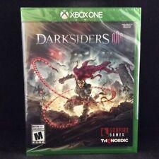Darksiders III (Microsoft Xbox One, 2018) BRAND NEW/ Region Free
