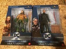 DC Multiverse Aquaman Movie Vulko Trench Warrior BAF Brand New Sealed 2018 JLA