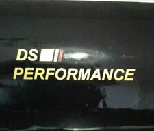 4 DS PERFORMANCE Vinyl Stickers DS3 DS4 DS5 Citroen Motorsport Rally Graphics