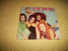 CD 2 titres, spice girls, 2 become 1, en très bon état