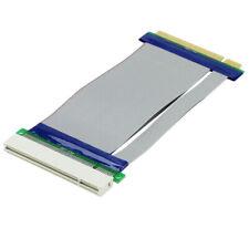 PCI Riser Card Extender Flexible Extension Cable Ribbon