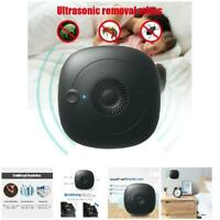 Ultrasonic Pest Repeller Plug-in Electronic Dust Mite Bed Bug Killer home Device