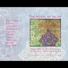 NEW The Music of Islam (Audio CD)