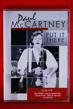 Paul McCartney - Put It There [New - Sealed] DVD