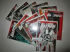 Lot of 11 Dc Comics Batman #s 676-689 All Unread 2008-2009 new comic books