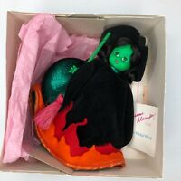 """Madame Alexander WICKED WITCH OF THE WEST Wizard of Oz 8""""Doll 94-9 Mint in Box"""