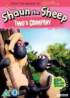 Shaun The Sheep - Twos Company [DVD] [2018][Region 2]