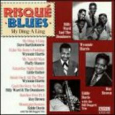 Risque Blues: My Ding-A-Ling, Risque Blues - (Compact Disc)