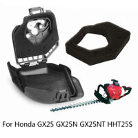 Air Filter &Cover Kit For Honda GX25 GX25N GX25NT HHT25S Trimmers 17231-Z0H-010~