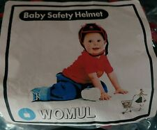 WOMUL Baby Safety Helmet Headguard, Baby Hat Cap No Bumps Infant Head Cushion