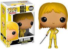 Kill Bill Funko Pop! Movies The Bride Vinyl Figure #68