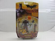 Batman Begins Movie DUCARD Brown Outfit Action Figure NEW 2005 Mattel