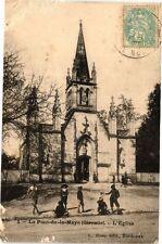 CPA  Le Pont-de-la-Maye (Gironde) - L'Église   (229819)