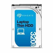 "10 x LOT Seagate 320GB 2.5"" Laptop Thin HDD (7200 RPM 32MB Cache SATA 6.0Gb/s )"
