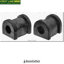 Anti-roll Bar Bush Kit 2x Rear for NISSAN PATROL 3.0 00-01 ZD30DDTi DTI Y61 FL