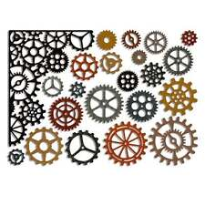 Sizzix Thinlits Corte Die establecidas por Tim Holtz-motor-Engranajes, COGS - 661184