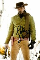 JAMIE FOXX signed Autogramm 20x30cm DJANGO In Person autograph TARANTINO