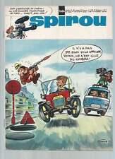 JOURNAL DE SPIROU N°1666 . 1970 + POSTER TILLIEUX + FICHES . ( 617 ) .