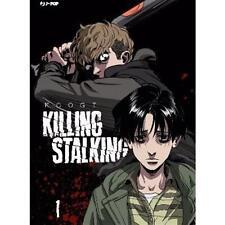 KILLING STALKING 1 - MANGA J-POP JPOP - NUOVO