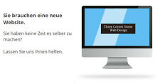 Webseite erstellen lassen Service Webdesign