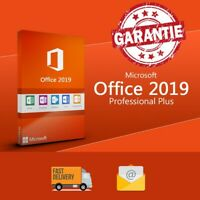 Microsoft Office 2019 Pro Plus license key & download 32/64bit, Full Version