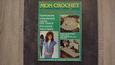 Vieux magazine : Mon Crochet n°5