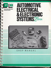 Automotive Electrical & Electronic Systems 2nd Edition Shop Manual by Chek-Chart