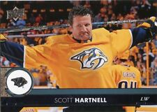 17/18 UPPER DECK BASE #359 SCOTT HARTNELL PREDATORS