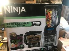 Ninja Professional 1200W Kitchen System - BL685 NEW/OPEN DAMAGED BOX