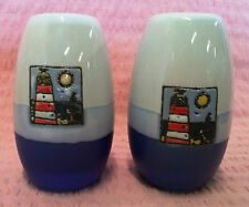 Seaside Salt & Pepper Shakers Kitchen Setting Dining Accessories Dinnerware