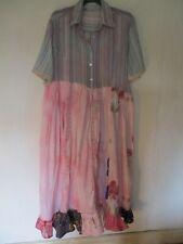 upcycled dress ..Boho..beach..fest...flamenco...see notes......m size