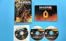 Mass Effect 2 N7 Collector's Edition Xbox 360 Rare