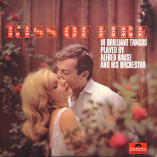 ALFRED HAUSE Kiss Of Fire 14 Brilliant Tangos GER Press Polydor 184 042 LP