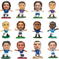 Corinthian Microstar Football Player Model Plastic Figures Italy - Various