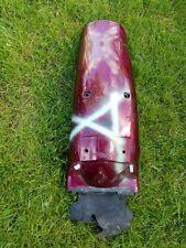 03 04 05 06 HONDA SHADOW 600 2004 OEM REAR FENDER *Great For Repaint* #0079