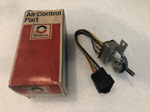 NOS 66-67 Buick Electra A/C Control FAN/BLOWER SWITCH LeSabre Wildcat Climate