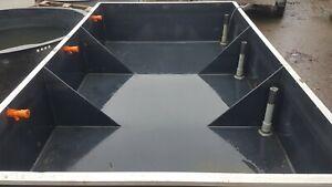 Fish / Koi tank, Quarantine tank, Holding tank, Aquaponics